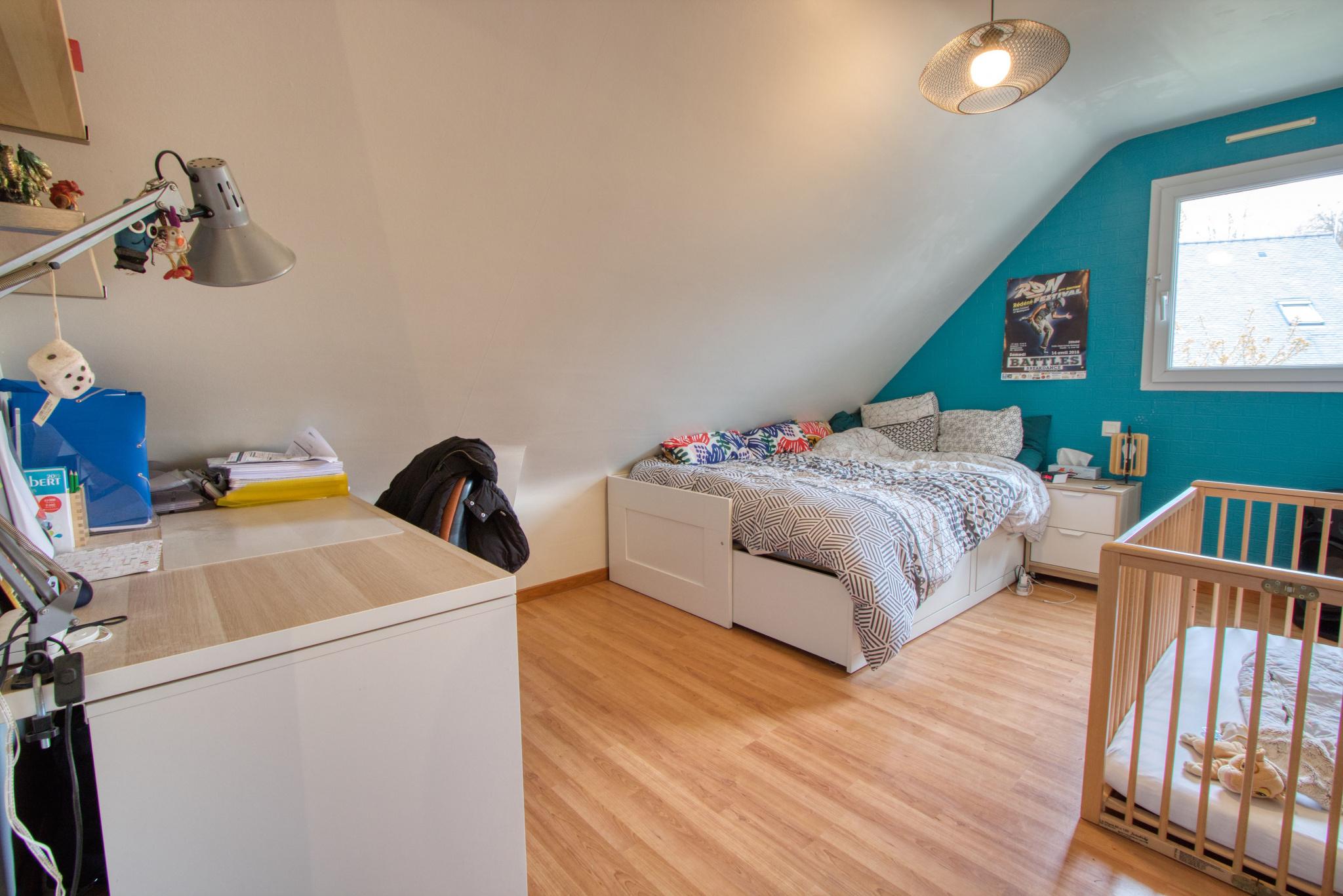 chambre 2 1er niveau 12 m2