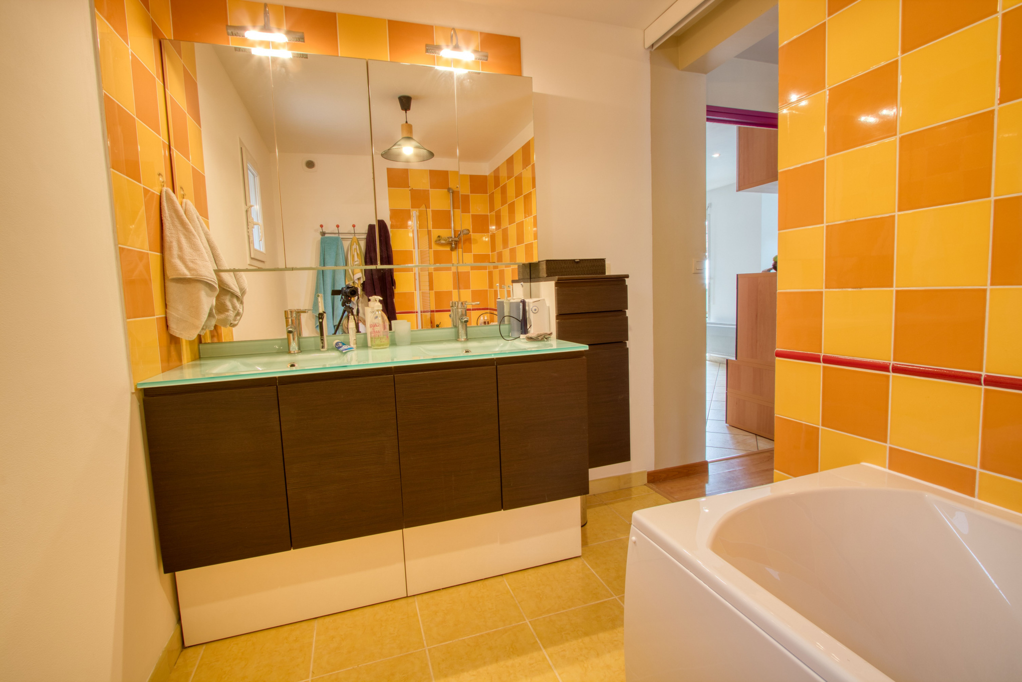 Salle de bain du bas 5,90 m2
