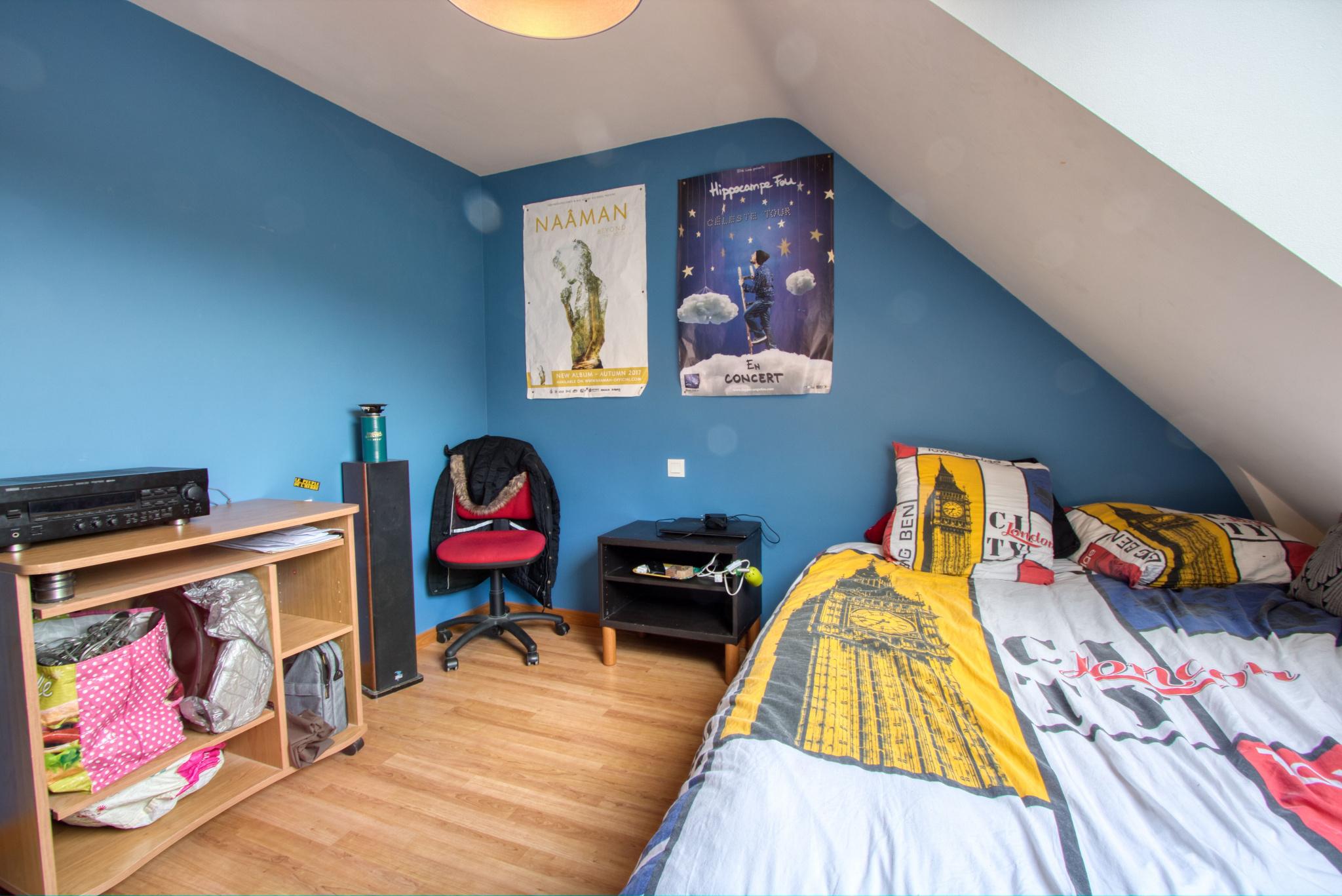 chambre 3 1er niveau11,15 m2