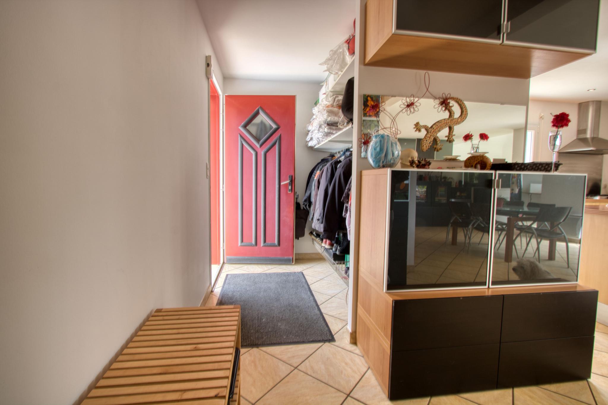 Halll d'entrée 10,30 m2