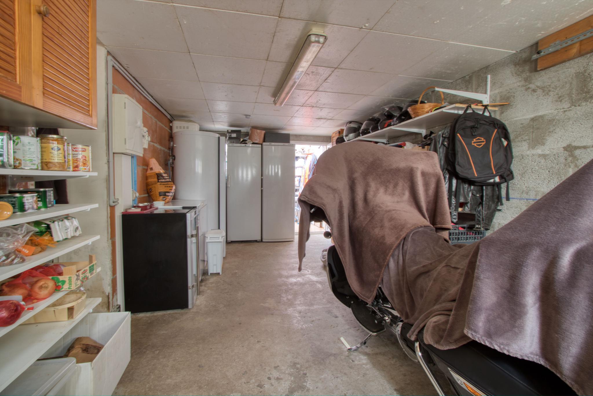 Garage 19,10 m2