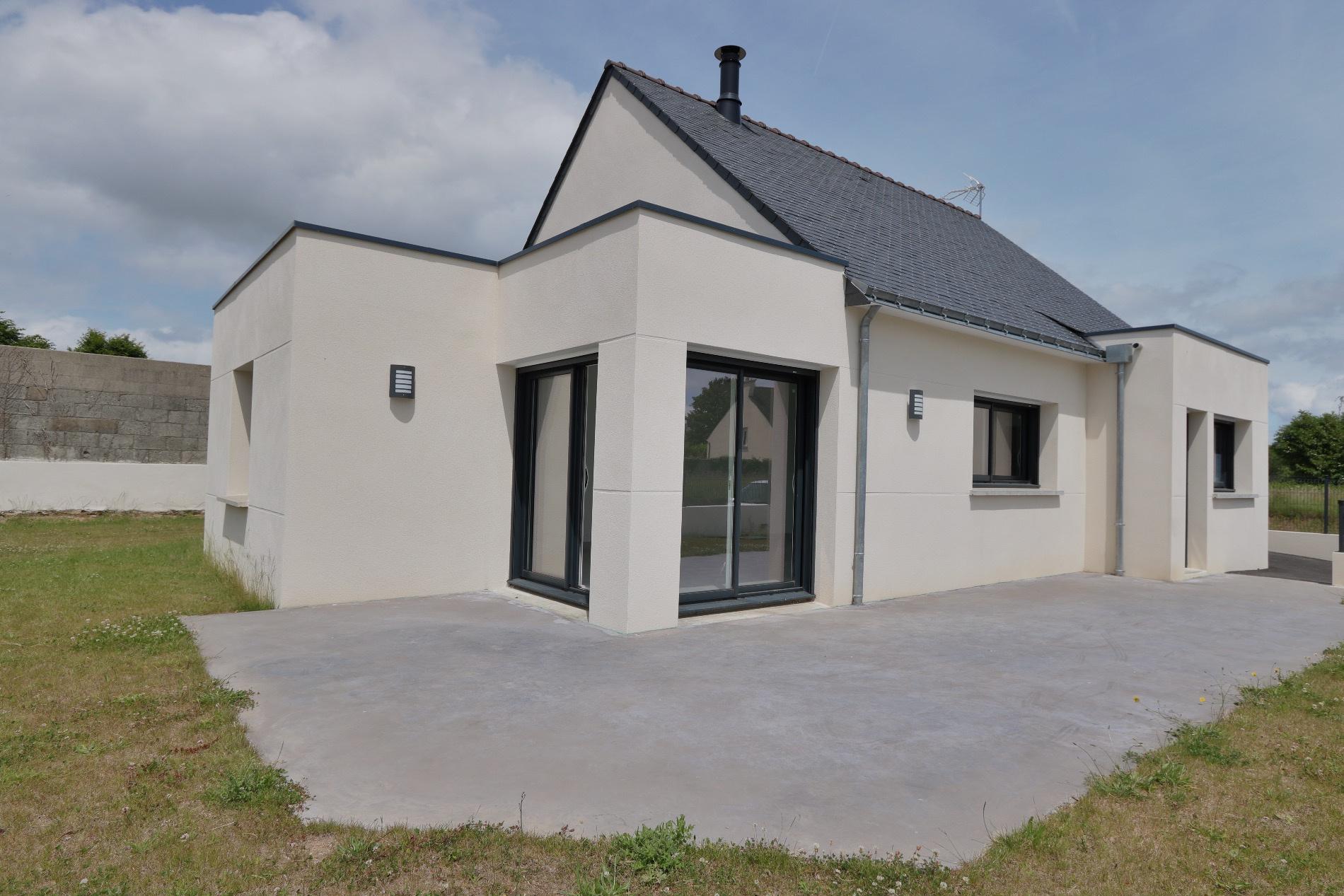 Vente maison neuve de plain pied adapt e aux pmr for Vente maison neuve 85
