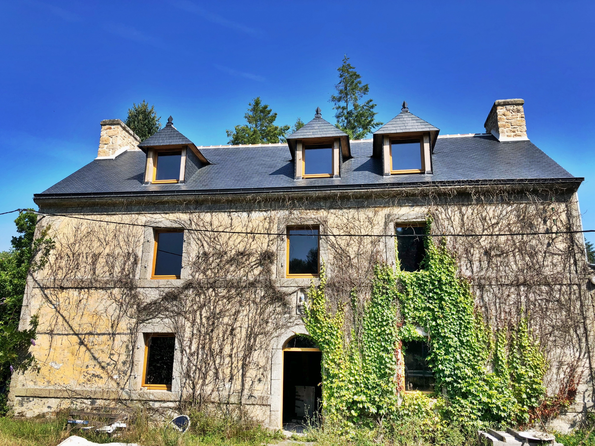 Riec sur belon maison 450 m²
