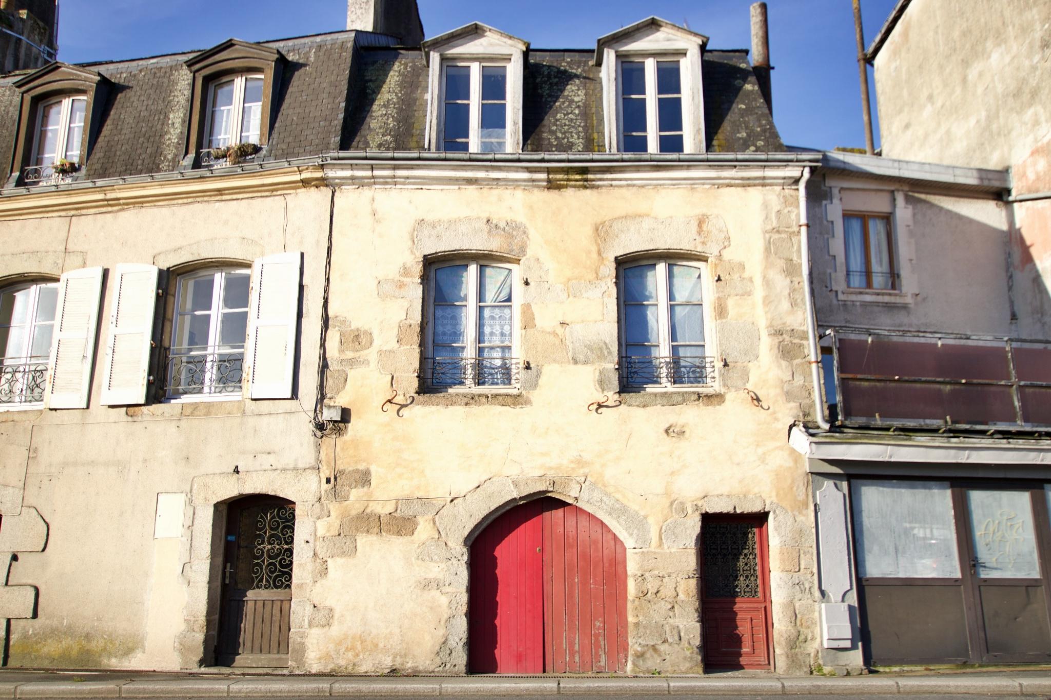 Offres de vente Immeuble Quimperlé (29300)